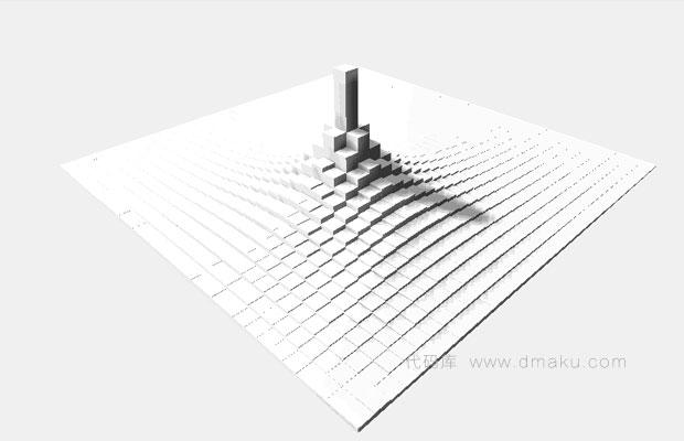 HTML5超酷波浪墙动画代码